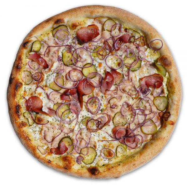 Пицца Пикантная  42 см (классическое)