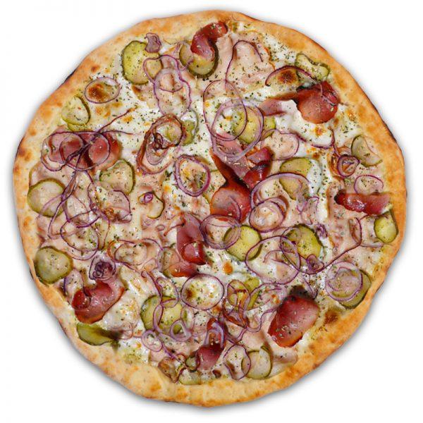 Пицца Пикантная  42 см (тонкое)