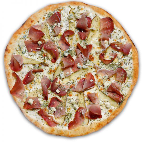 Пицца С грушей и сыром Дор Блю  32см (тонкое)