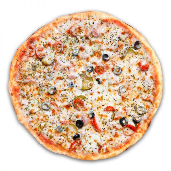 Пицца Домашняя 32 см (тонкое)