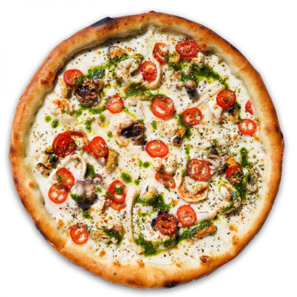 Пицца Морская 32 см (тонкое)