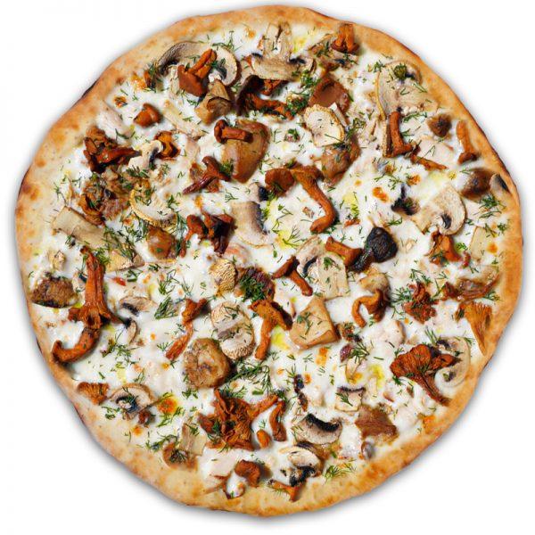 Пицца Грибная 32см (тонкое)